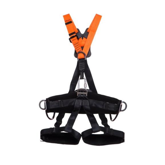 Cinto Paraquedista com Lombar e Regulagem Total 2012A MG Cinto 1