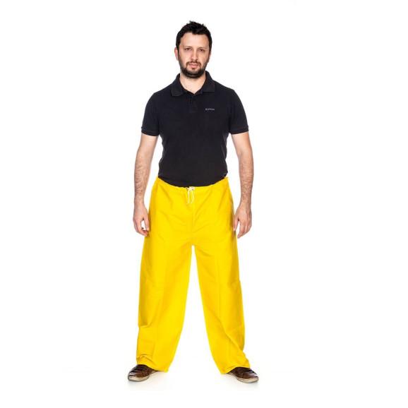 Calça de PVC Amarela Nikokit 1
