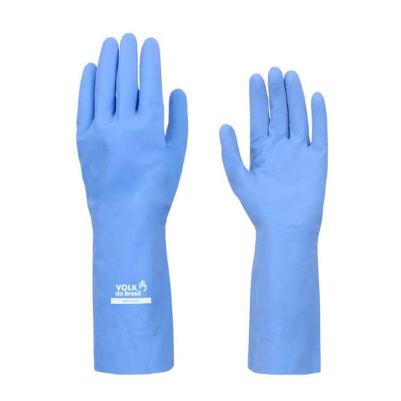 Luva Multiuso Azul - Volk 1