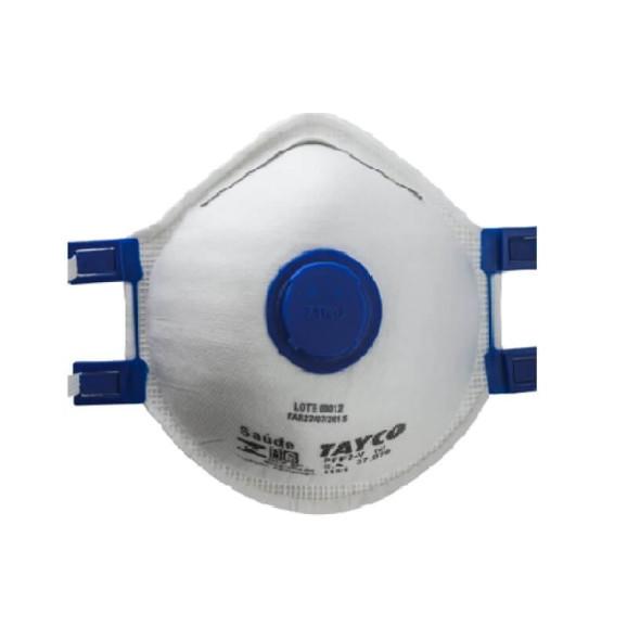 Respirador PFF2 com Válvula Concha 1151 Tayco 1