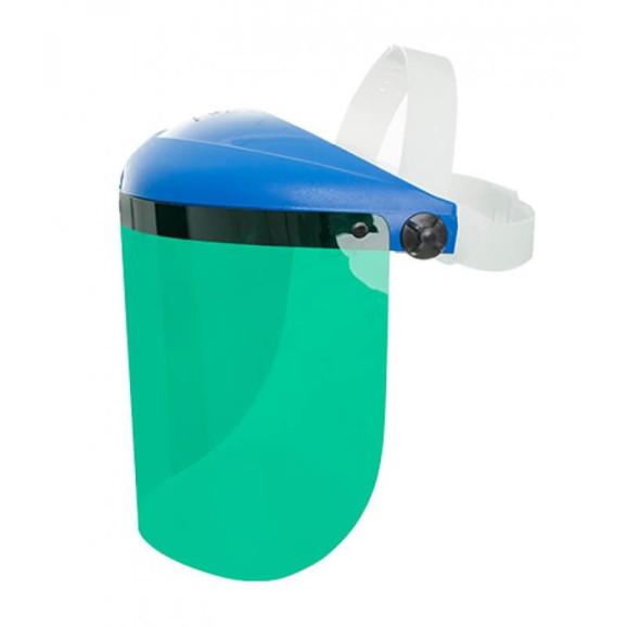 Protetor Facial Verde Delta Plus