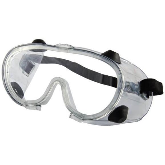 Óculos Rã com Válvula Incolor Anti Embaçante - Kalipso 1
