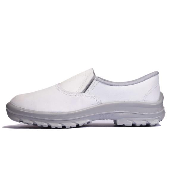 Sapato Monodensidade Branco Cartom 1