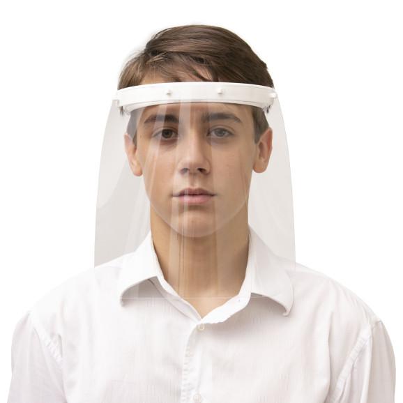 Protetor Facial Incolor - Face Shield 4