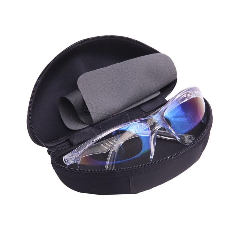 b81faebae5acd Óculos Bloqueador de Luz Azul com Lente Incolor - Blue Ray Blocker