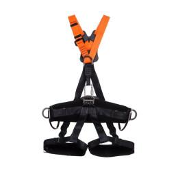 Cinto Paraquedista com Lombar e Regulagem Total 2012A - MG Cinto | CA - 35531