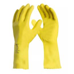 Luva de Látex Maxi Látex Amarela DA300 - Danny (12 Pares) | CA - 13301