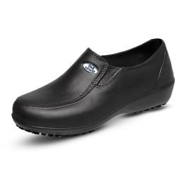 Sapato de EVA com Solado Antiderrapante Lady Preto BB95 - Soft Works 1