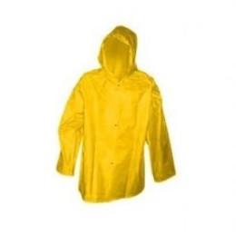 Blusão de PVC Amarelo - Nikokit (10 Unidades)