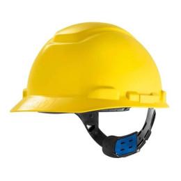 Capacete Classe A e B Amarelo com Ajuste Fácil - 3M