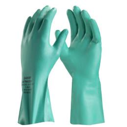 Luva Nitrílica Verde Nitrasolv DA36201 - Danny 1