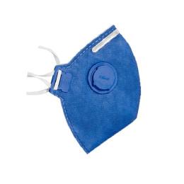 Respirador PFF1 com Válvula - Tayco (100 Unidades)
