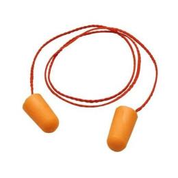 Protetor Auricular Moldável 1110 com Cordão - 3M (100 Pares) | CA - 5674