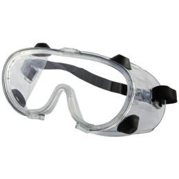 Óculos Rã com Válvula Incolor Anti Embaçante - Kalipso (12 Unidades) | CA - 11285