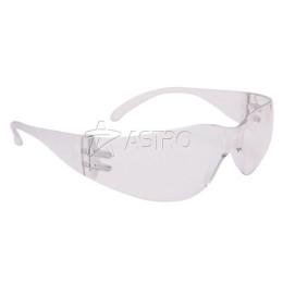 Óculos Virtua Incolor - 3M (10 Unidades)